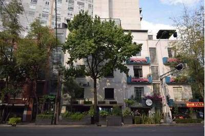 Súper Edificio En La Condesa Con Uso De Suelo De Hotel Y Con Local Comercial