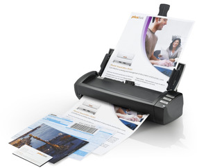 Scanner De Documentos Mobileoffice Ad480 Plustek