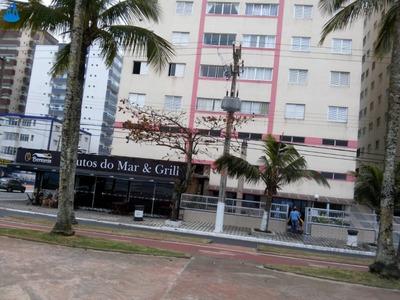 Lindo Apartamento Com 1 Dormitório Em Praia Grande - 3140