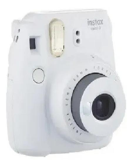 Câmera Instax Mini 9 Instantanea Fujifilm Com Defeito Barato