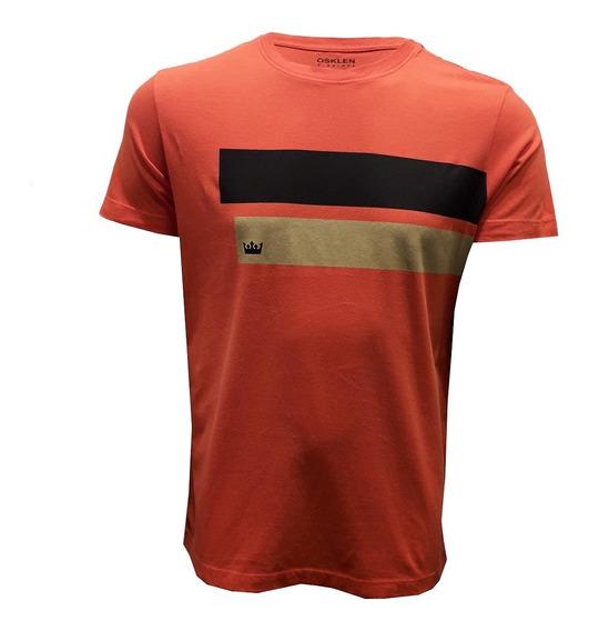 Camiseta Osklen Barras