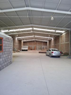 Nave Industrial Bodega San Luis Potosí Slp