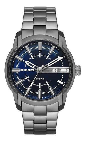 Relógio Diesel Masculino Basic Armbar Grafite - Dz1768/1cn