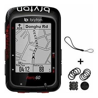 Computadora De Bicicleta Bryton Aero 60 Gps
