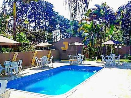 Chácara Com 3 Dormitórios À Venda, 1500 M² Por R$ 850.000,00 - Chácaras São Bento - Valinhos/sp - Ch0584