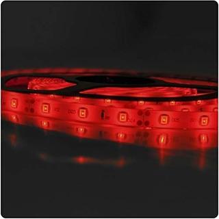 Master- Tira Led De Luz Color Rojo Con Una Longitud 5 Mts,