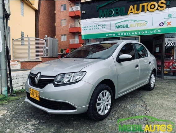 Renault Logan Expression Fe Aut 1.6 2019