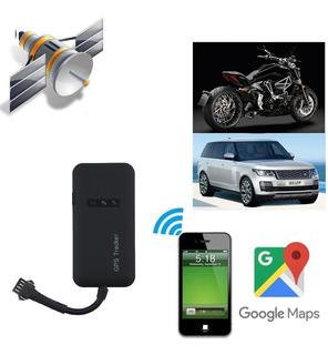 Ganga! Rastreador Gps Tracker Gsm Carro/moto Corta Corriente