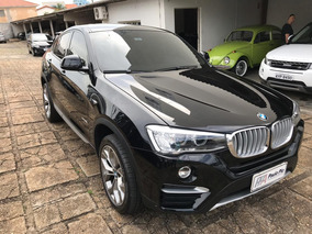 Bmw X4 Xline 28i 4x4 2017 Unico Dono