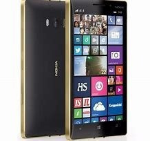 Lumia 930 Black Gold