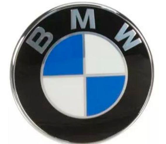 Emblema Porta Malas 74mm Bmw 320i 323i 325i 328i - 10118
