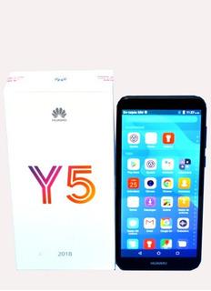Telefonos Celulares Baratos Huawei Y5 16 Gb Negro At&t (g)