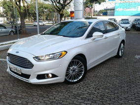 Ford Fusion Titanium Awd 2.0 16v Gtdi At 2015/2016 9333