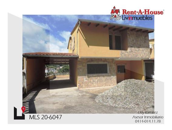 Casa En Venta. Valle Alto Mls 20-6047