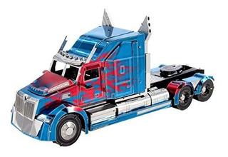 Fascinaciones Iconx Transformers Optimus Prime Western Star