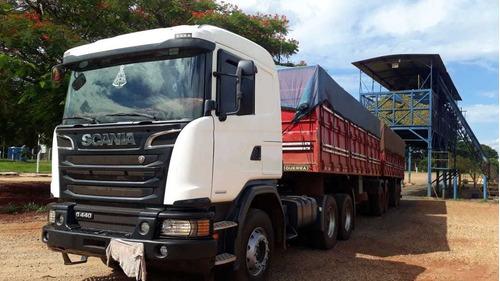 Scania G 440 6x4 Ano 2014 Traçado Bug Pesado R$ 230.000.