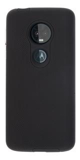 Funda Protector Mobo Titanium Negro Motorola Moto Z3 Play