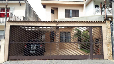 Sobrado Residencial À Venda, Vila Nova Manchester, São Paulo. - So0208
