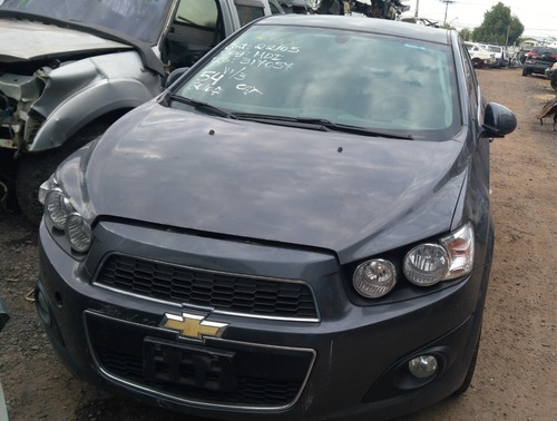 Sucata Peças Acessórios Chevrolet Sonic 2013 120cv