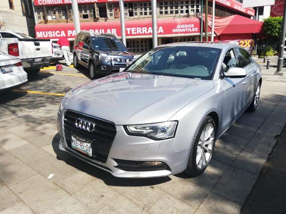 Como Nuevo Audi A5 2.0 Spb T Luxury Cvt 2016