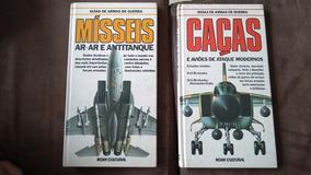 Coleção Guias De Armas De Guerra - Caças E Misseis
