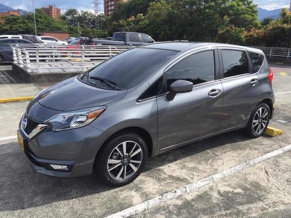 Nissan Note Advance Automatico