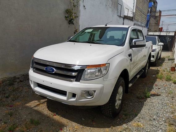 Ford Ranger 2.3 Xlt Cabina Doble 4x2 Mt 2015