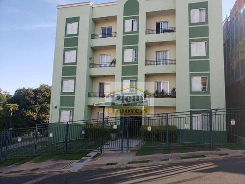 Imagem 1 de 18 de Apartamento Com 3 Dormitórios À Venda, 65 M² - Jardim Pacaembu - Valinhos/sp - Ap1038