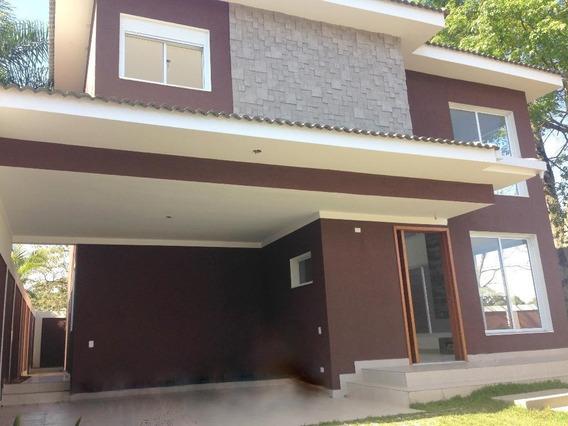 Casa Residencial À Venda, Chácara Das Paineiras, Carapicuíba - Ca1594. - Ca1594