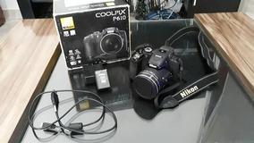 Câmera Nikon Coolpix P610