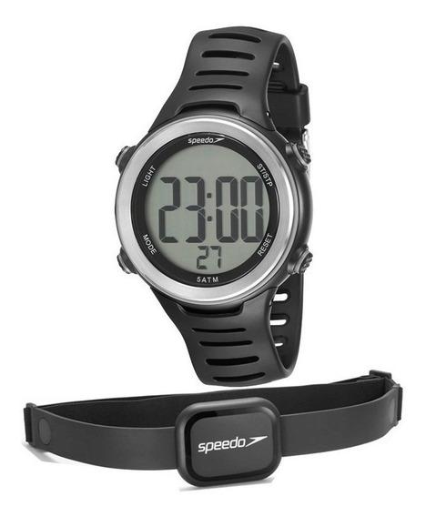 Relógio De Pulso Monitor Cardíaco Speedo 66001g0emnp1
