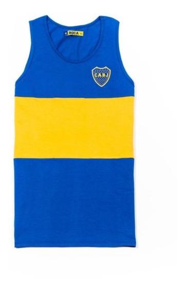 Musculosa Boca Juniors. Oficial !!