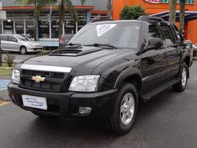 Chevrolet S10 Advantage 4x2 Cabine Dupla 2.4 Mpfi 8v Flexp..