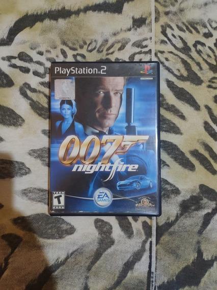 Jogo 007 Ps2