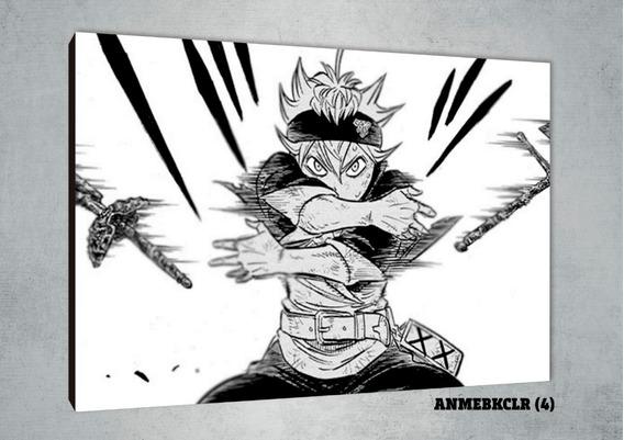 Cuadros Anime Black Cover S 15x20 (kclr (4))