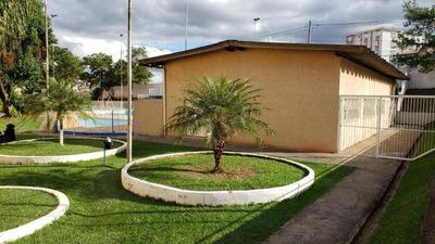 Residencial Planalto - Reformado - 2 Dorms. Com 54m2 - Aquec. A Gas - Condominio Com Piscina, Salao De Festas - - Ap4864