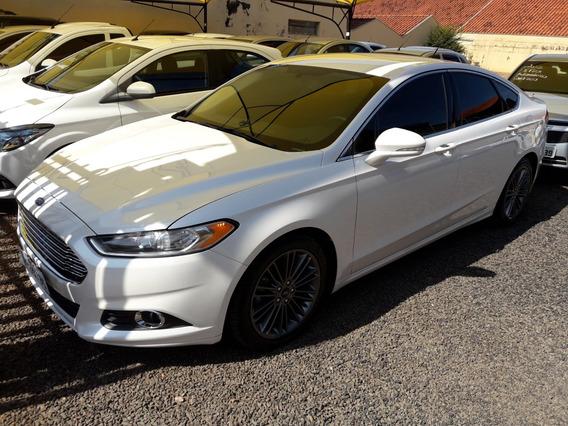 Ford Fusion 2.5 Flex 2015 Branco 38.100 Km