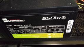Fonte Seventeam St-550 Pap