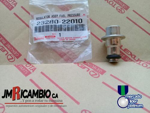 Regulador D Presion Gasolina Yaris/corolla/previa/camry