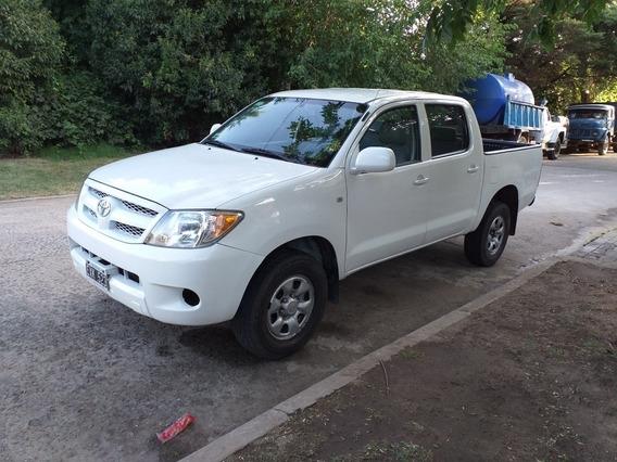Toyota Hilux 2.5 Dx 4x2