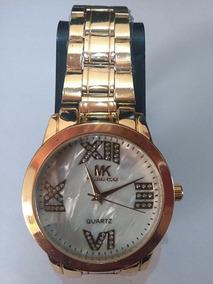 Relógio Feminino Com Strass F8