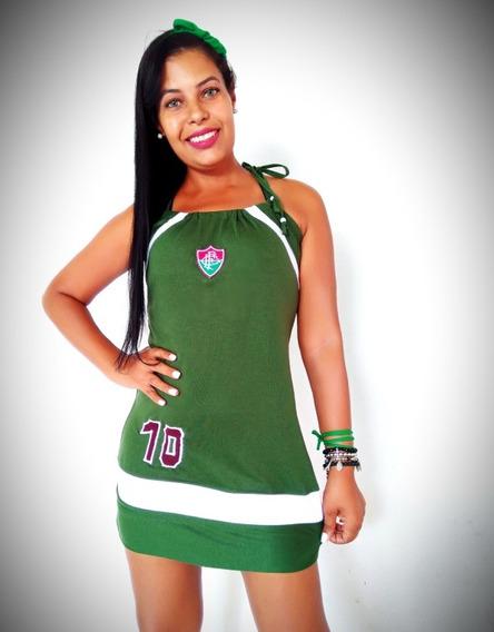 Vestido Do Fluminense (frete Gratis)