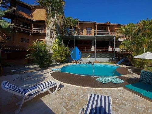 Imagem 1 de 15 de Forest Hills - Rústica, 4 Dorms (2 Sts), Lazer Completo - Venda R$1.970.000 - 3492