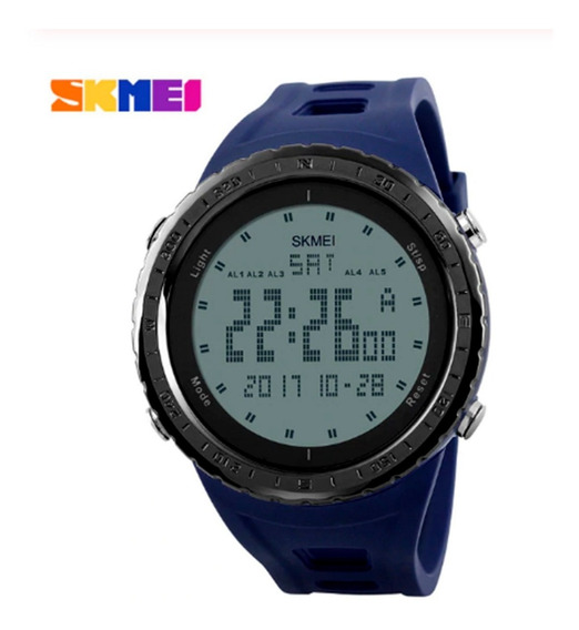 Relógio Skmei 1246 Homem Moderno Digital