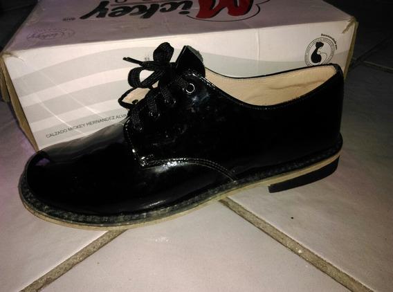 Zapatos Escolares Mickey