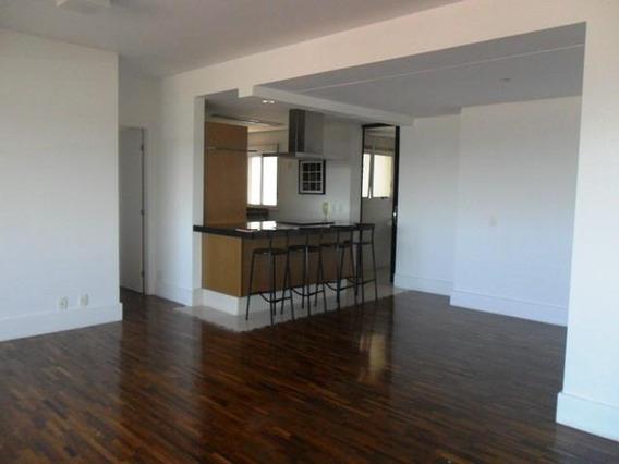 Apartamento Com 3 Dormitórios À Venda, 127 M² Por R$ 1.750.000,11 - Brooklin - São Paulo/sp - Ap0014