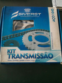 Kit Relação Silverst Nx200/xr200