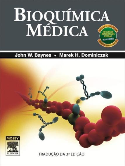 Oferta Bioquímica Médica - 3ª Edição Elsevier