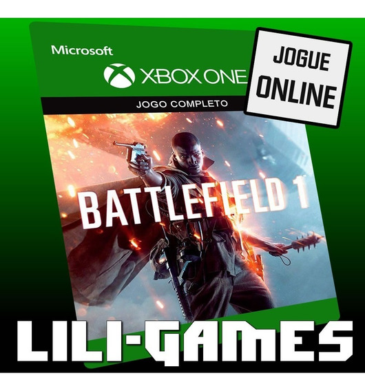 Battlefield 1 Xbox One Digital Original Online
