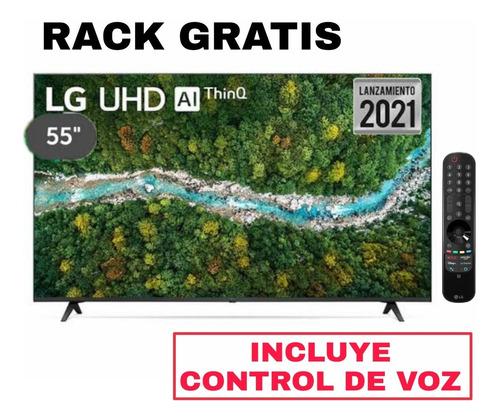 Imagen 1 de 9 de Tv 55 LG Smart Uhd 4k Thinq Ai Nuevo Modelo Sellados